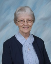 Sister Carole Griffin, IHM : Pre-K Instructional Aide