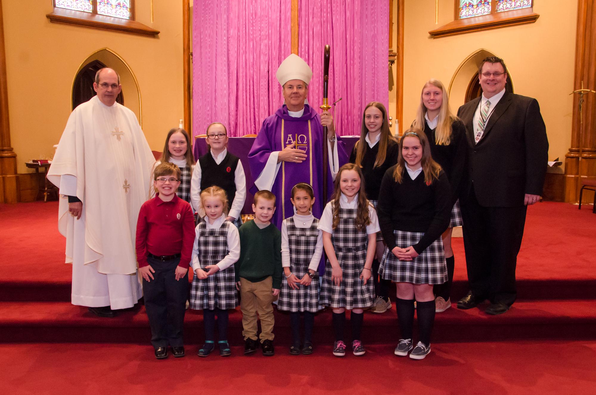 Bishop Mass