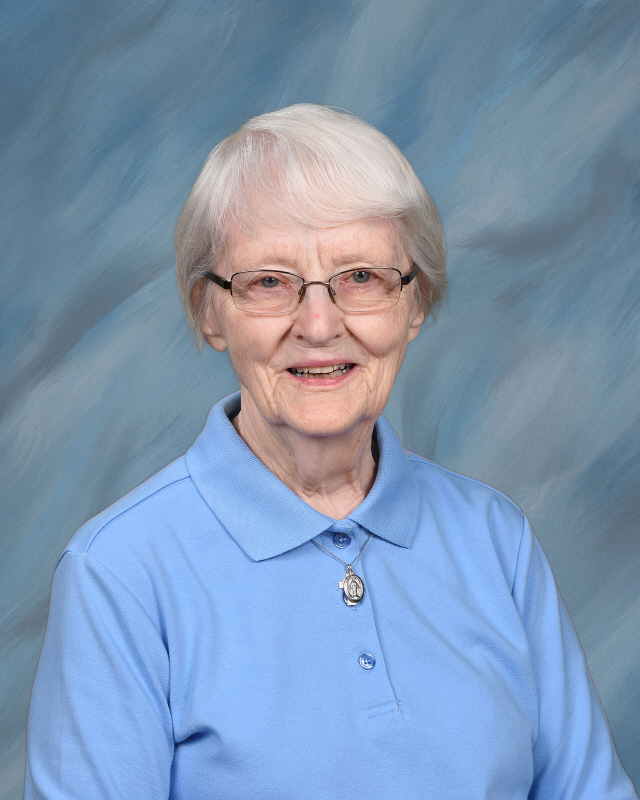 Sister Carole Griffin, IHM : Pre-K 3 Instructional Aide