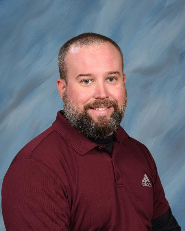 Mr. Ryan Phillips : Teacher - Phys. Ed.