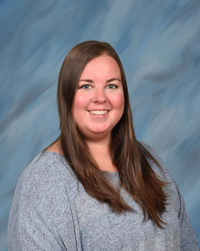 Mrs. Erin Van Voorhis : Teacher 8A